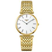 Longines - La Grande Classique Gold PVD Coated Watch 36mm