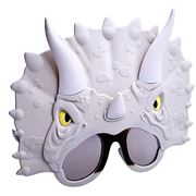 Sun-Staches - Jurassic World Triceratops Shades
