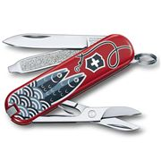 Victorinox - Classic L.E. Sardine Can Swiss Army Knife
