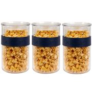Bodum - Presso Storage Jar Set Denim 1L 3pce