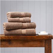 Christy's - Supreme Hygro Bath Sheet Mocha