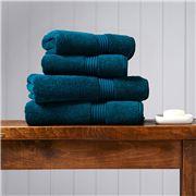 Christy's - Supreme Hygro Hand Towel Kingfisher