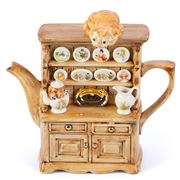 The Teapottery - Alice Welsh Dresser Teapot