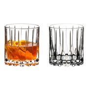 Riedel - Riedel Bar DSG Neat Glass Set 2pce