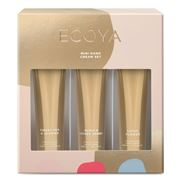 Ecoya - Mini Hand Cream Set 3pce
