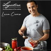 Peter's - Luca Ciano & Lagostina Instore Cooking Demo