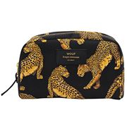 Wouf - Big Beauty Case Black Leopard