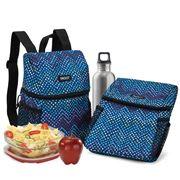 Packit - Freezable Lifestyle Backpack Dottie Chevron