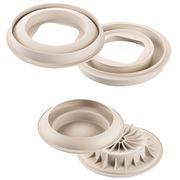 Silikomart - IO & TE Kit Silicone Moulds Set 2pce