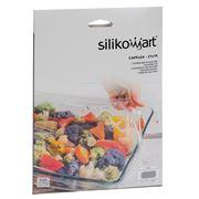 Silikomart - Capflex Silicone Lid Rectangular 18x27cm