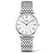 Longines - La Grande Classique Silver Dial S/Steel Watch