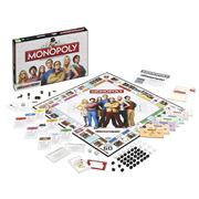 Games - The Big Bang Theory Monopoly