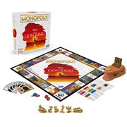 Games - Disney The Lion King Edition Monopoly