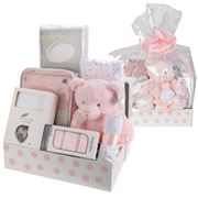 Boz - Something Special Grand Baby Hamper Pink