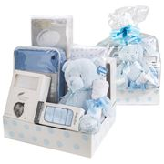 Boz - Something Special Grand Baby Hamper Blue