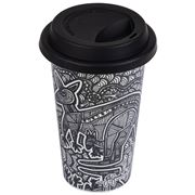 Ashdene - Mother & Baby Wallaby Travel Mug