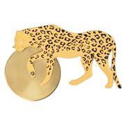 Doiy - Savanna Pizza Cutter Cheetah