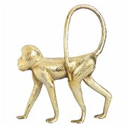 Klever - Monkey Statue Gold