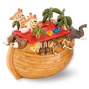 Halcyon Days - Noah's Ark Money Box