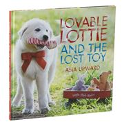 Book - Lovable Lottie and The Lost Toy