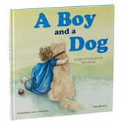 Book - A Boy and A Dog
