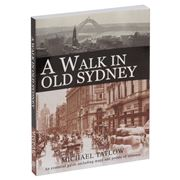 Book - A Walk In Old Sydney