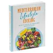 Book - Mediterranean Lifestyle Cooking