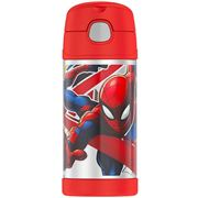 Thermos - FUNtainer S/S Drink Bottle Spiderman 355ml