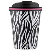 Avanti - Go Cup 280ml Zebra