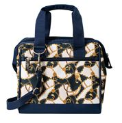 Avanti - Insulated Lunch Bag Baroque Navy/Pink