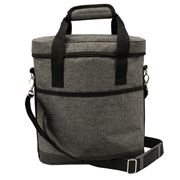 Karlstert - Premium 3 Bottle Carrier Charcoal