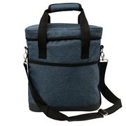 Karlstert - Premium 3 Bottle Carrier Blue