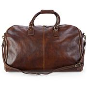 Manufactus - Emporio Garment Leather Bag Espresso Large