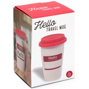 Thumbs Up - My Name Is Travel Mug
