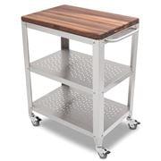 Boos - Walnut Cucina Culinarte Kitchen Cart