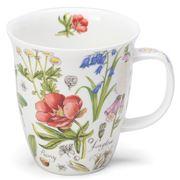 Dunoon -  Floral Diary Nevis Mug Peony
