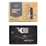 Gentlemen's Hardware - Cheese & Wine Tool