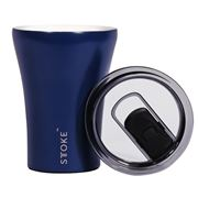 Sttoke - Reusable Coffee Cup Magnetic Blue 227ml