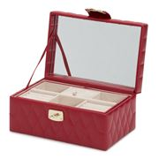 Wolf - Caroline Jewellery Box Small Red