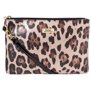 Serenade Leather - Madagascar Cross Body Bag Leopard