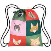LOQI - Cat & Dog Collection Cats Backpack