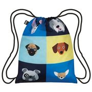 LOQI - Backpack Cat & Dog Collection Dogs