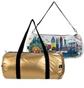 LOQI - Weekender Kristjana S Williams World Skyline & Gold