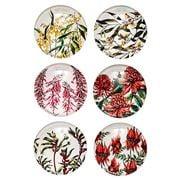 Ashdene - Australian Floral Emblems Magnet Set 6pce