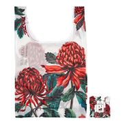 Ashdene - Tote Bag Reusable Aust. Floral Emblems Waratah