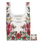 Ashdene - Tote Bag Reusable Australian Floral Emblems