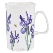 Ashdene - Botanical Floral Iris Can Mug