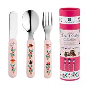 Ashdene - Kids Cutlery Set Tea Party 3pce