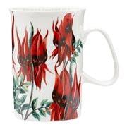 Ashdene - Aust. Floral Emblems Sturt's Desert Pea Can Mug