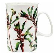 Ashdene - Australian Floral Emblems Kangaroo Paw Can Mug